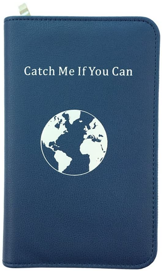 Phone Charging Passport Holder