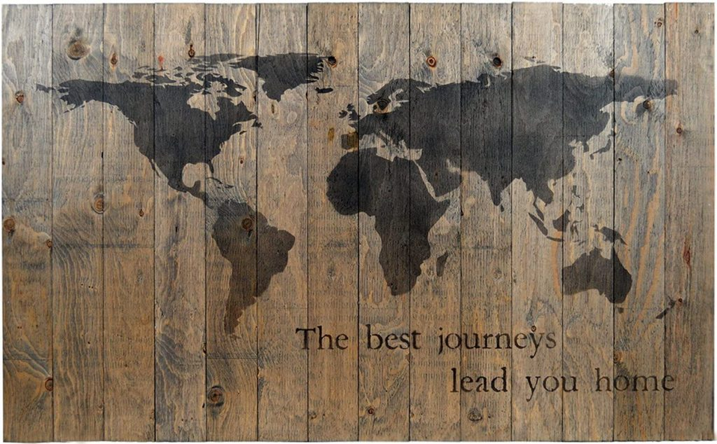 travel journeys lead you home