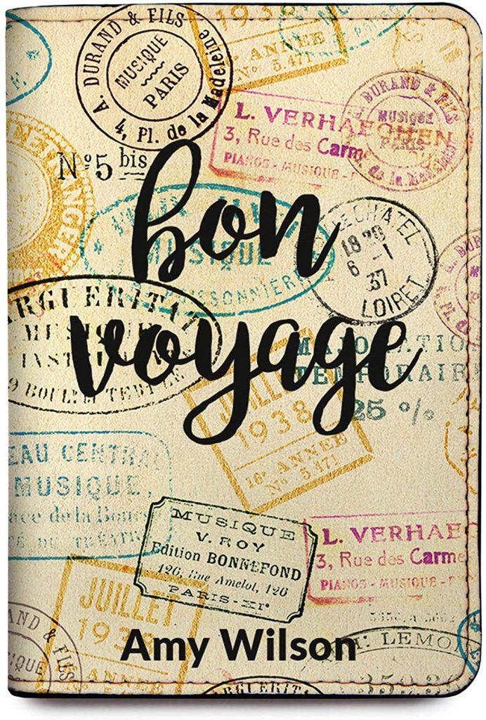 customizable passport for study abroad