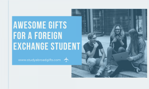 gifts for international students, exchange students