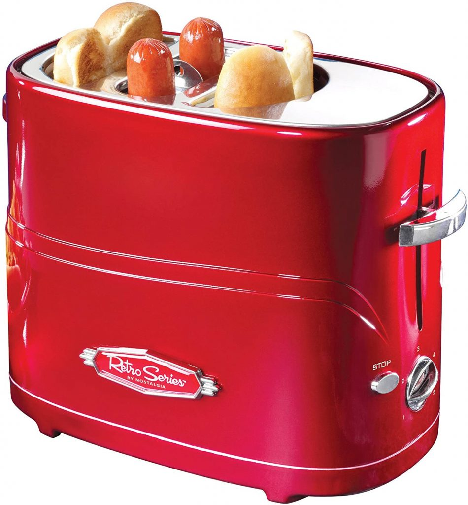hotdog toaster cool gifts for exchange students