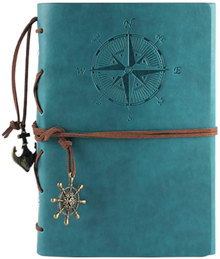 leather travel journal for study abroad