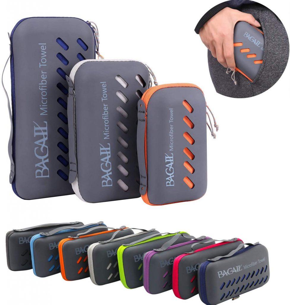 microfiber towel for travel survival kit gift