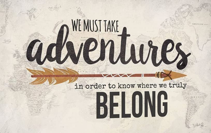 must take adventures