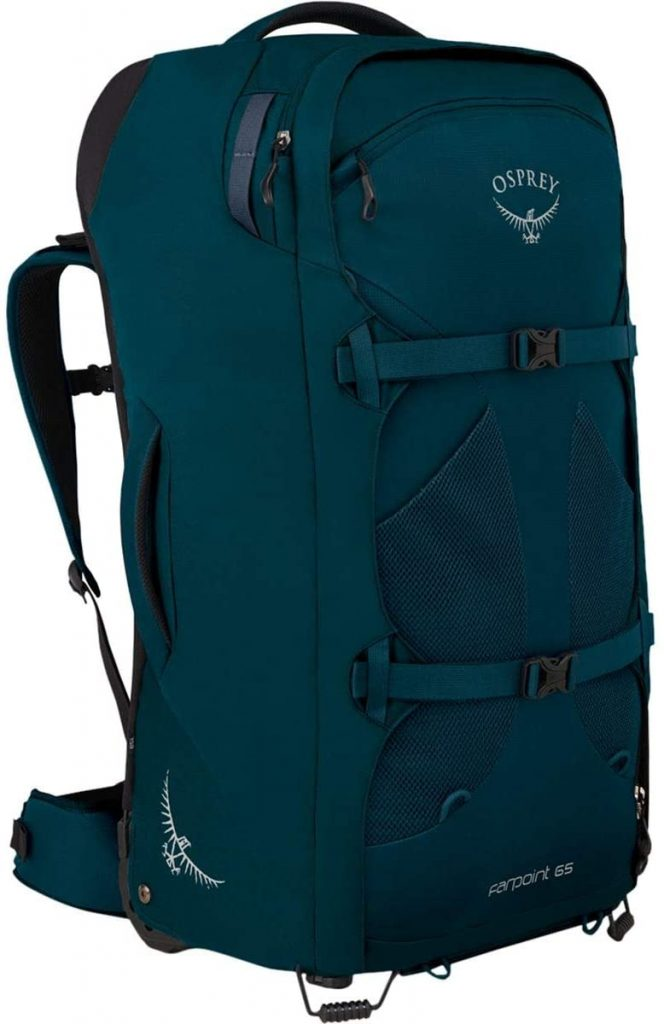 osprey backpack for study abroad