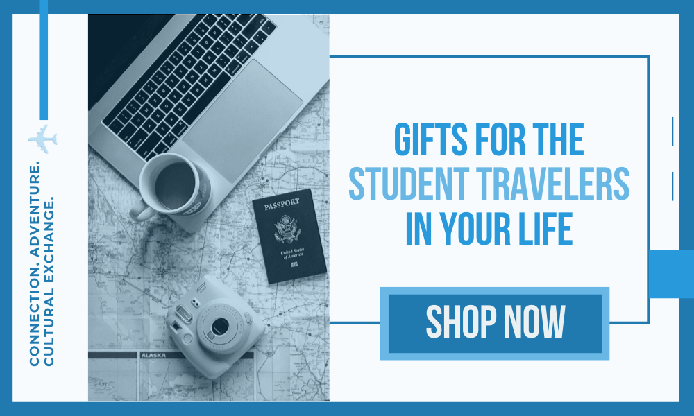 study abroad gifts