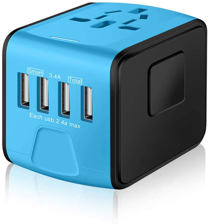 travel adapter for study abroad