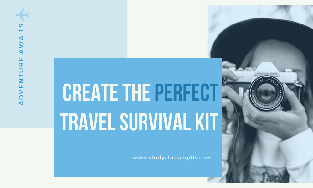 travel survival kit gift