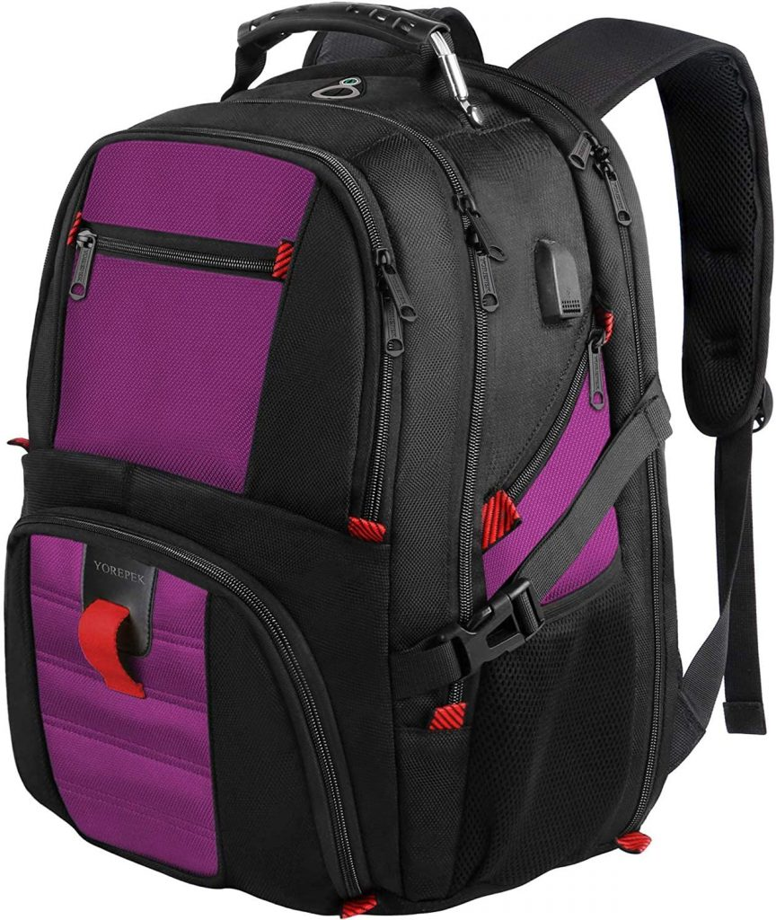 yorepek backpack for study abroad
