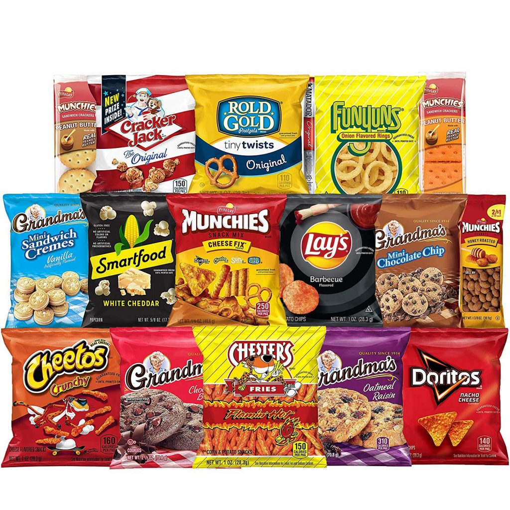 frito lay gift basket