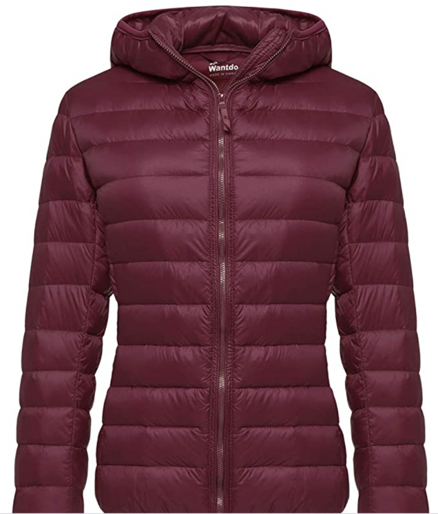 outerwear jacket hoodie for study abroad
