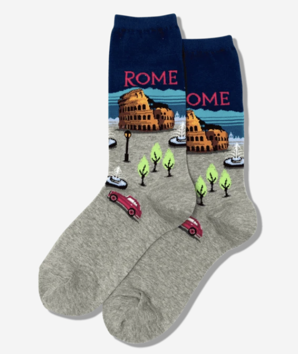 travel socks for study abroad