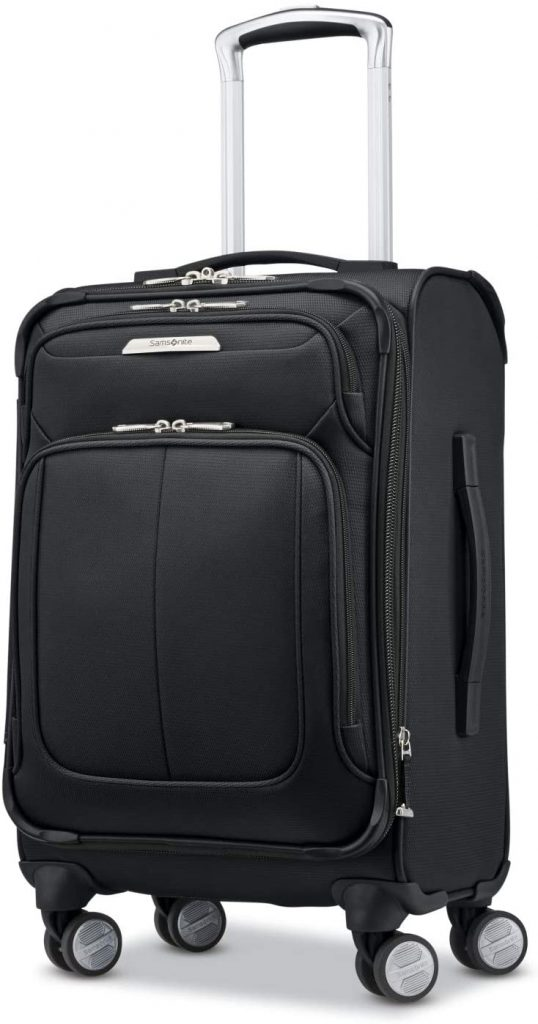 carry on luggage with battery pack for study abroad
