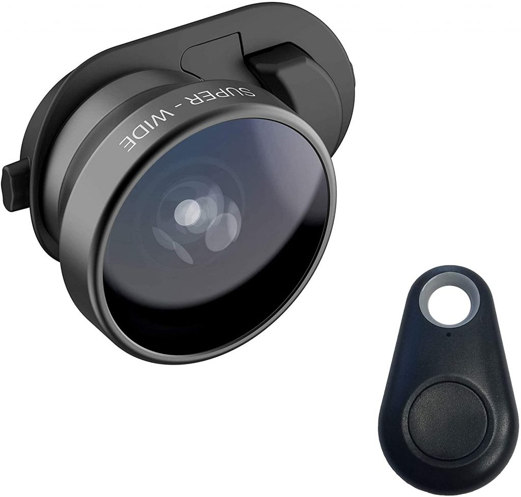 smartphone camera lens kit for study abroad