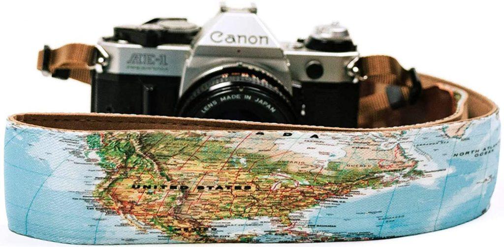 study abroad camera strap