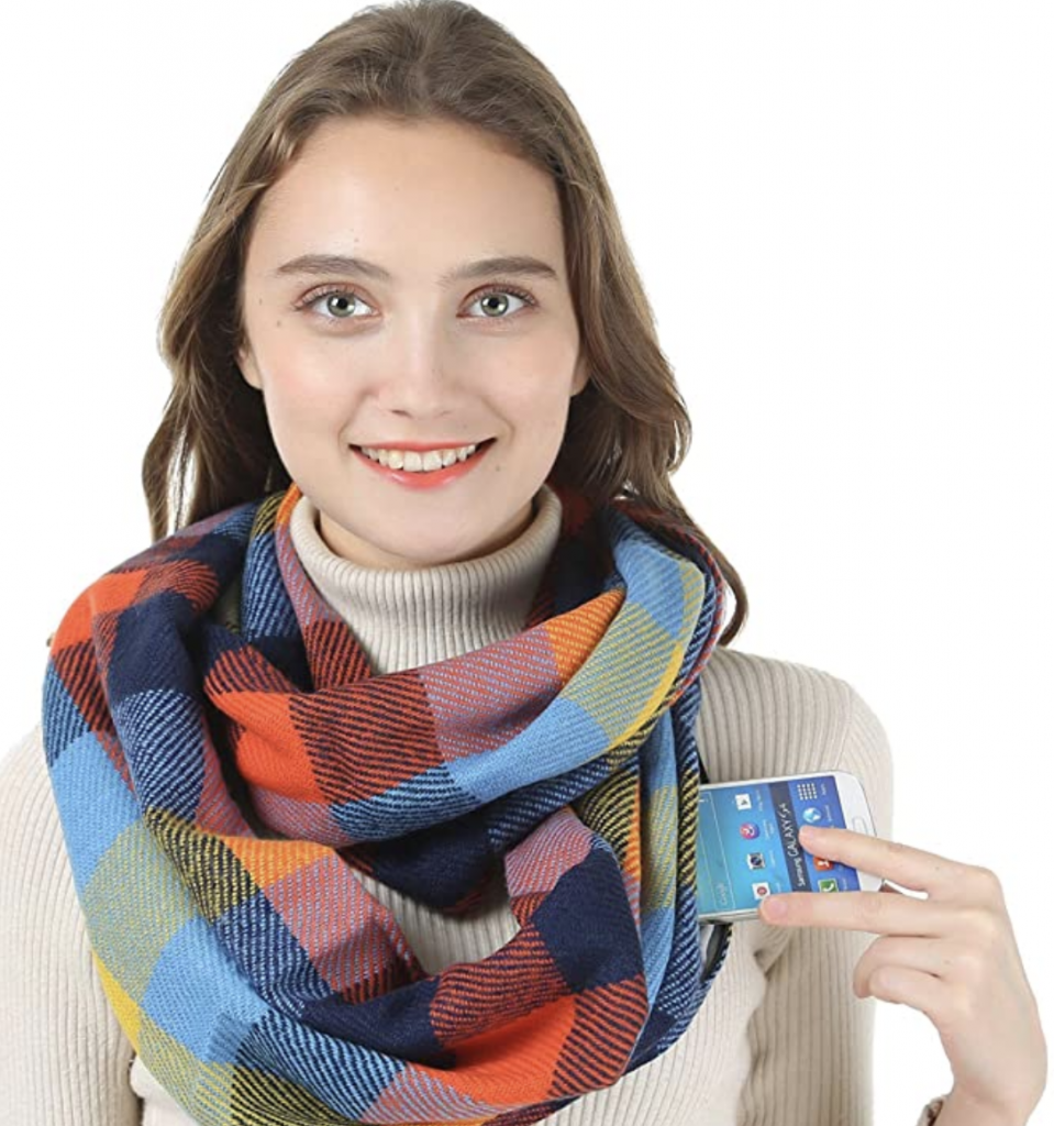 travel scarf for study abroad