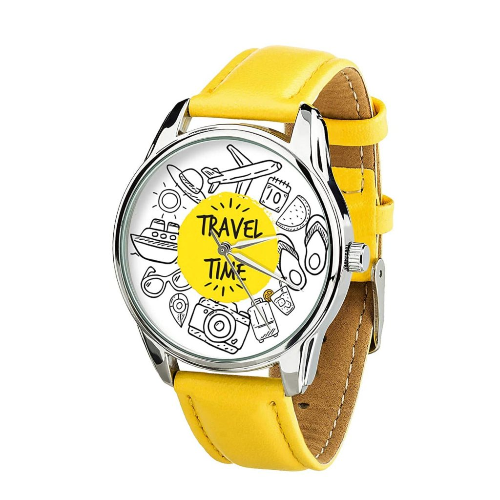 travel watch for study abroad