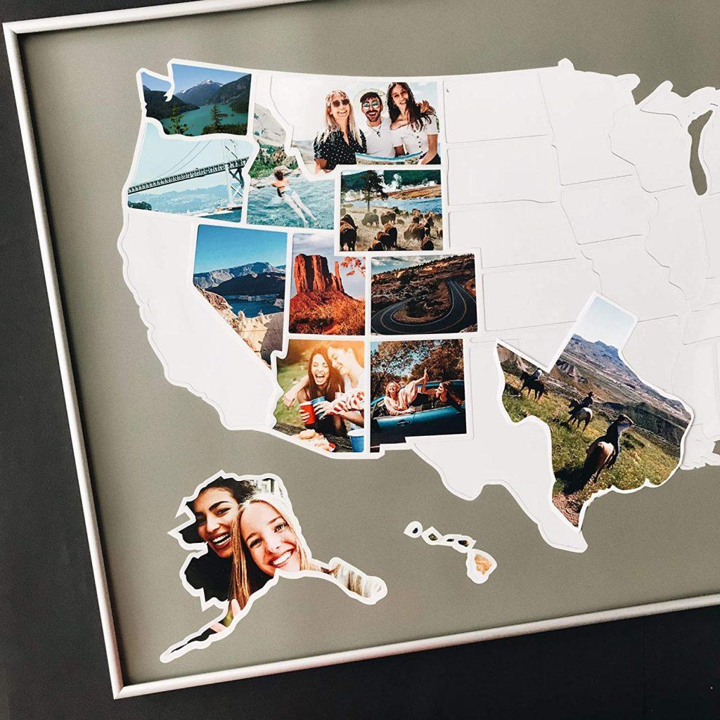 USA Photo Map