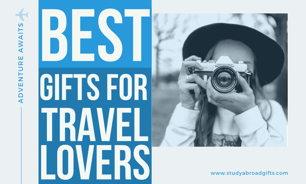 best gifts for travel lovers