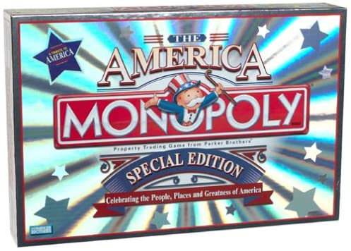 A Fun Themed Monopoly Game