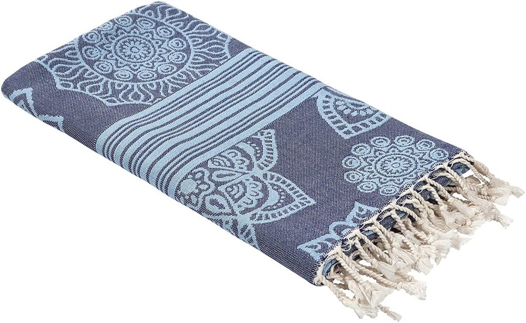 A Turkish Travel Towel