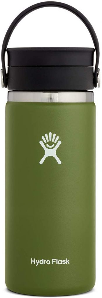 Hydro Flask Travel Coffee Flask with Flex Sip Lid - Multiple Sizes & Colors