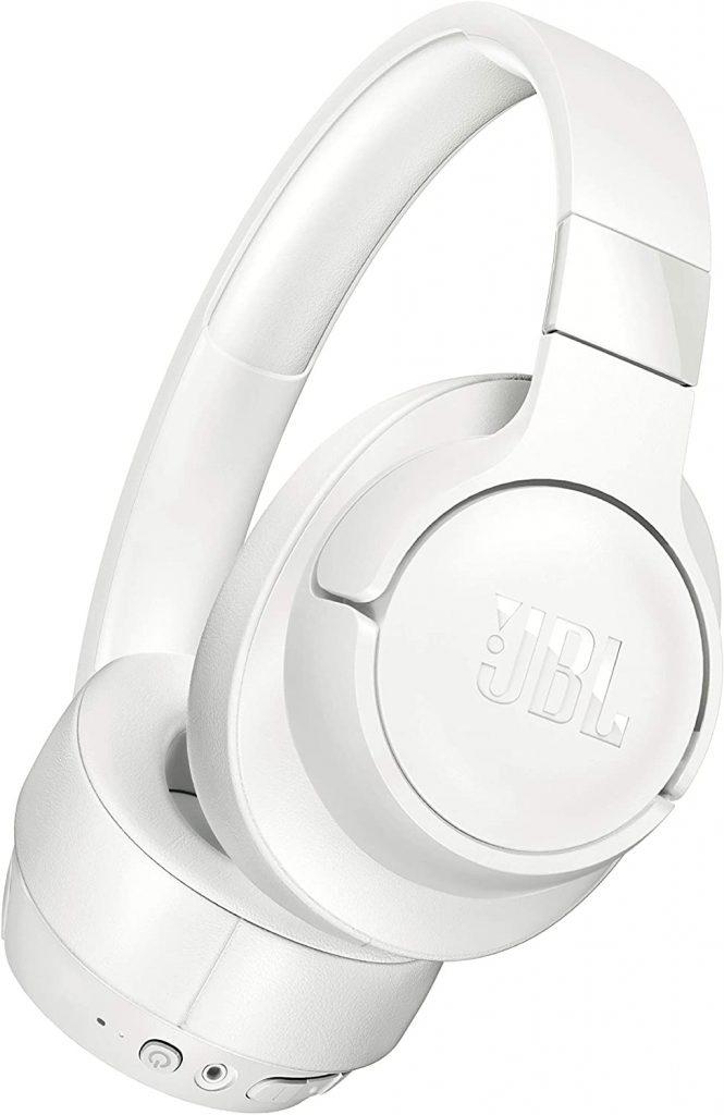 JBL TUNE 700BT - Wireless Over-Ear Headphones - White