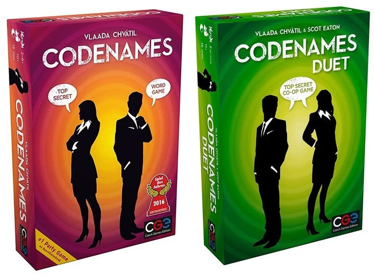 Your Favorite Board Game, like Code Names