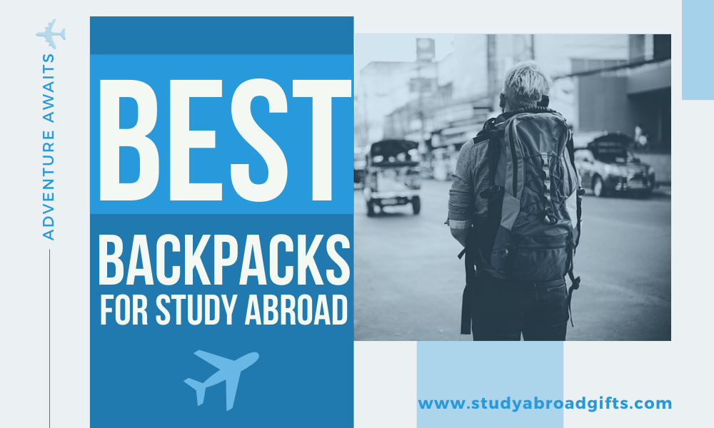 best backpacks for study abroad